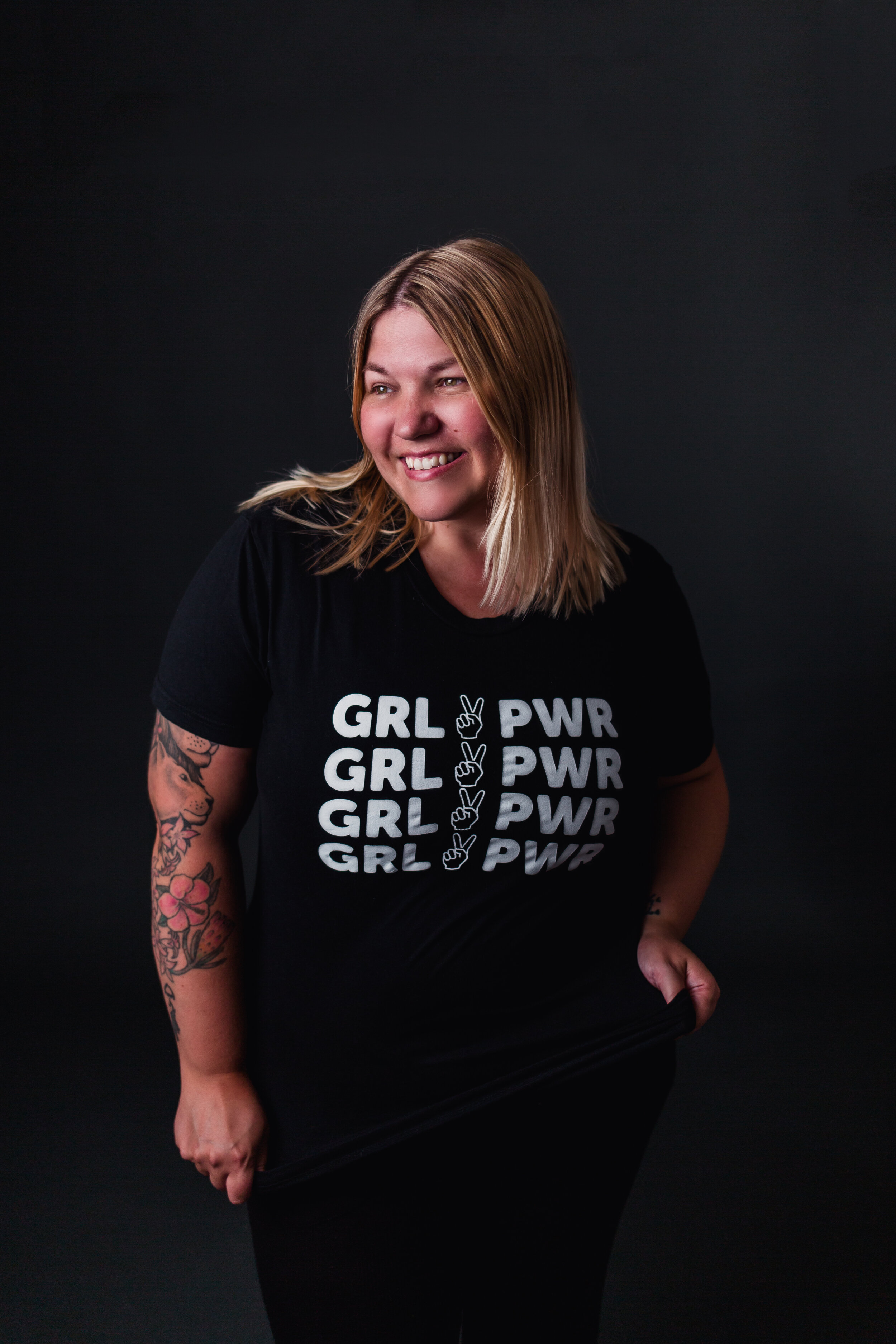 GRL PWR but don't worry boys I'm all about helping you out too: - After giving up my Pediatric Nursing Career I (Anna Johnson) became the talent and force behind one of San Diego, CA top wedding photography company