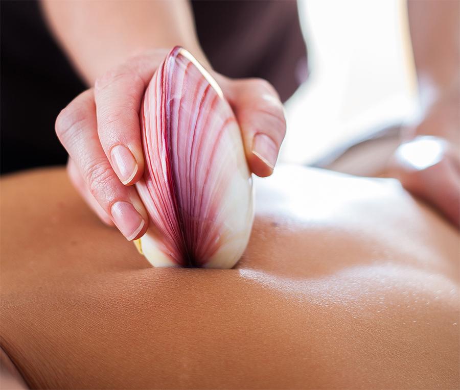 New Lava Shell Massage Starting at $140