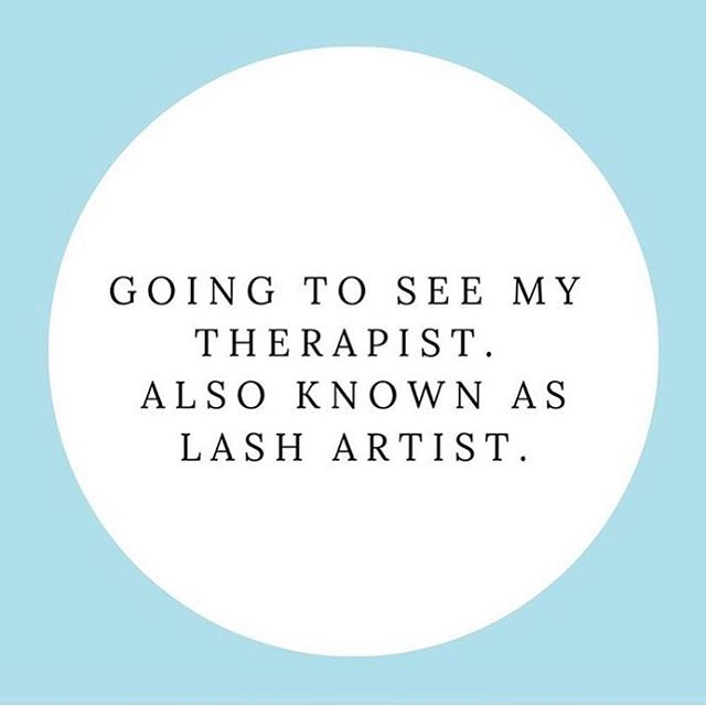 Same same but different. Yes, our lash lifts and extensions are that good.
