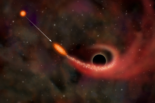 Jet stream  Chandra X-Ray Observatory