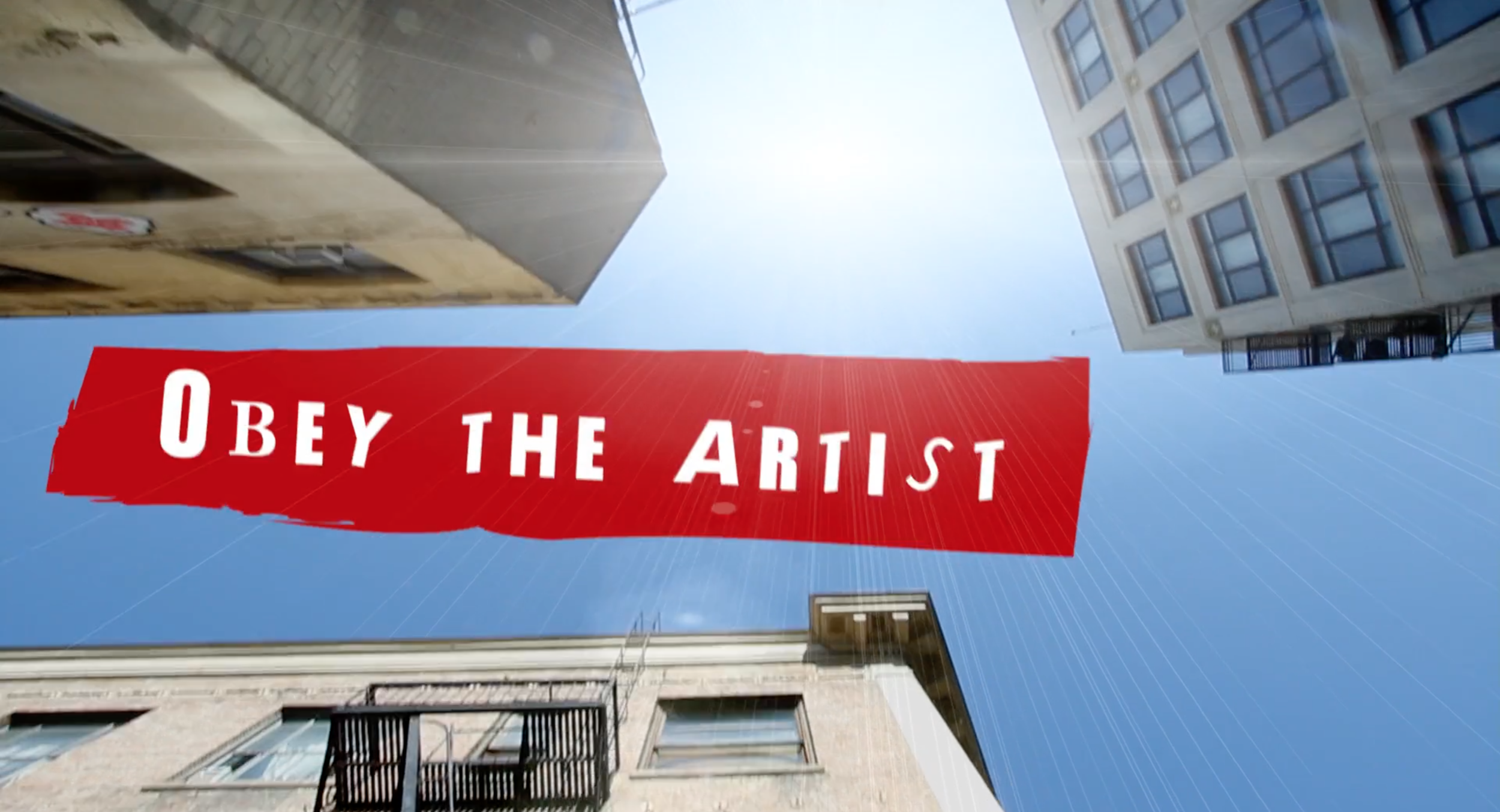 Obey The Artist (2014)