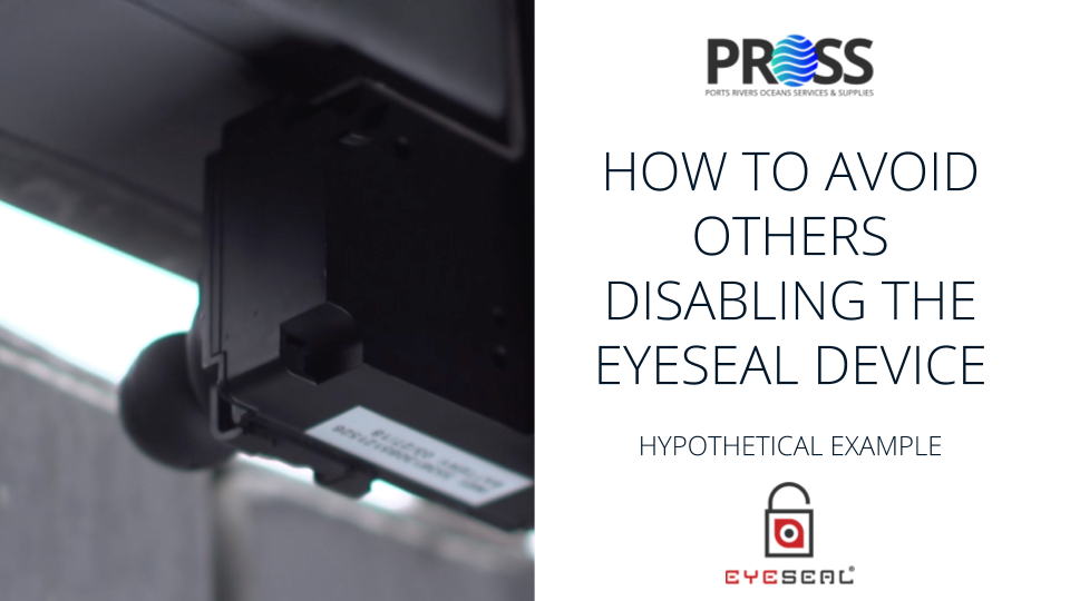 EyeSeal How to avoid others disabling device.png