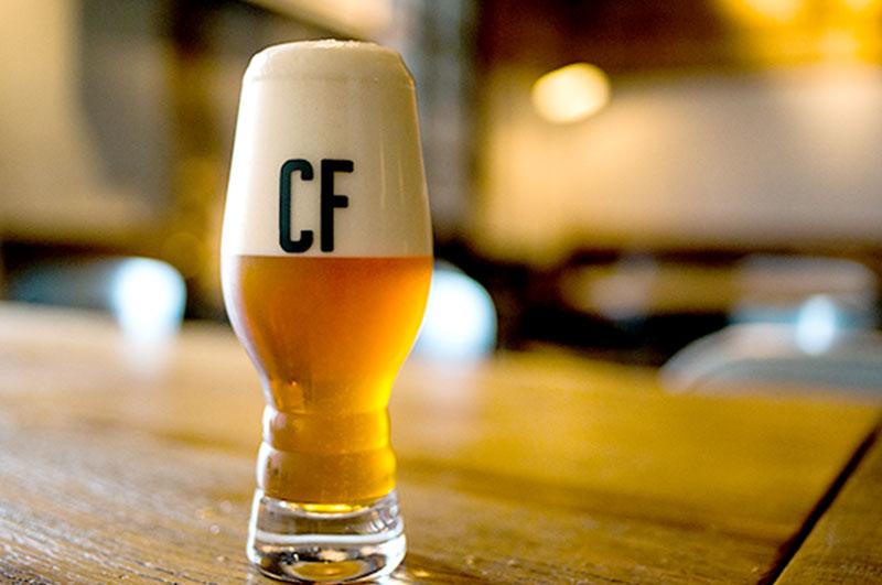 Câmara Fria   No-frills craft beer.