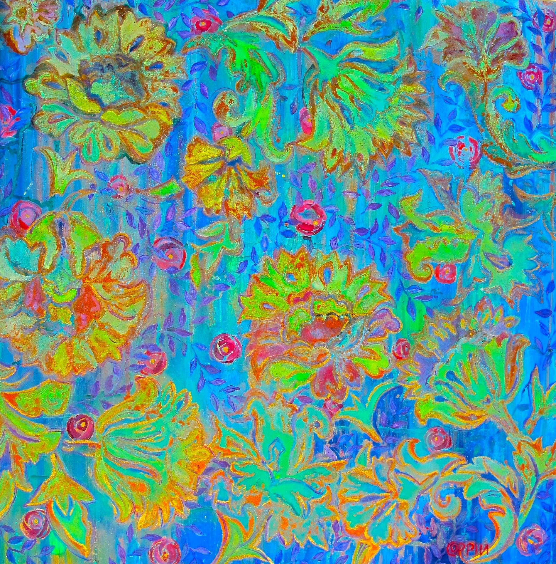 flower tapestry I - 26