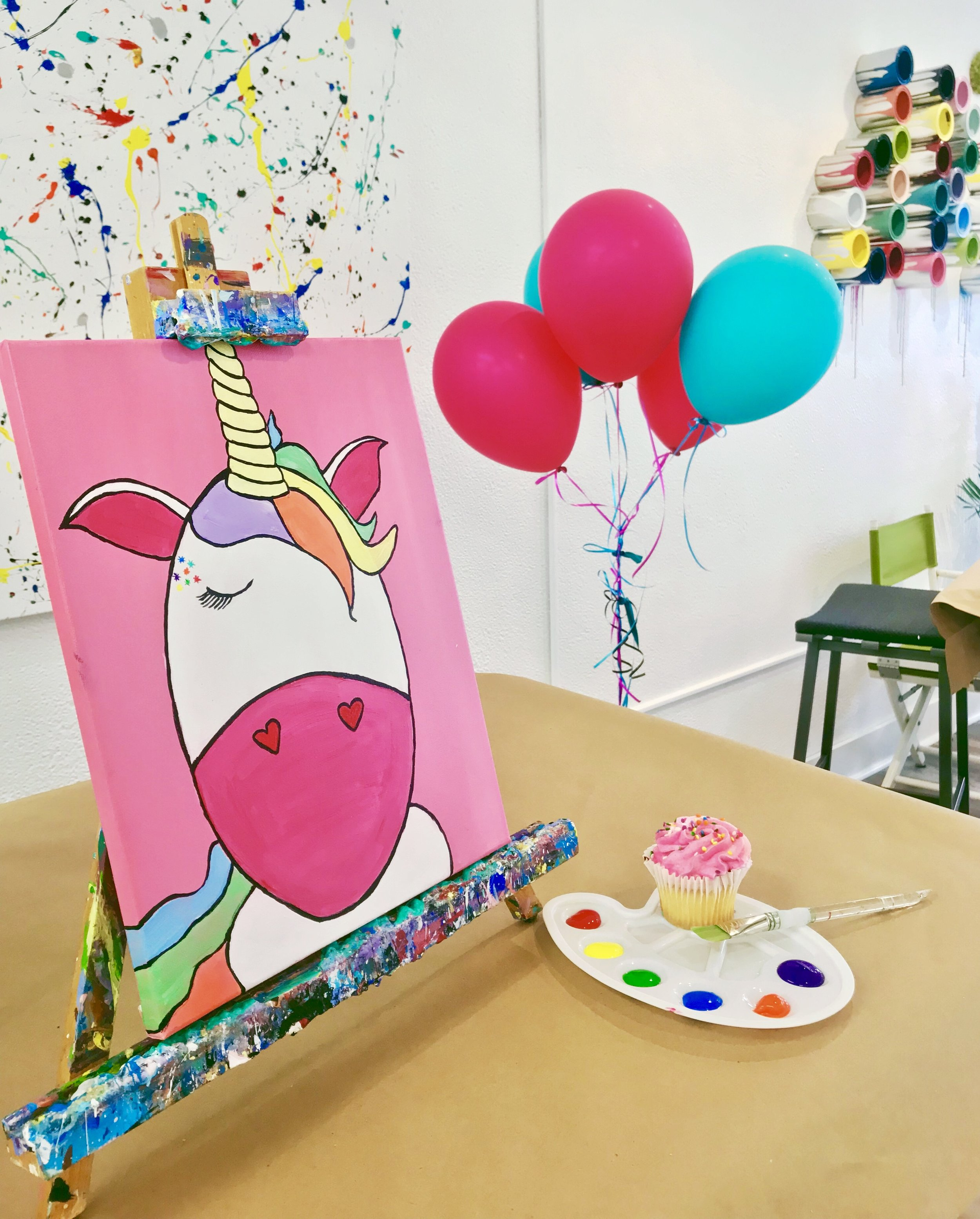 Kid's Birthday Parties - Celebrate your child's special day with a unique creative party.More Information ➝