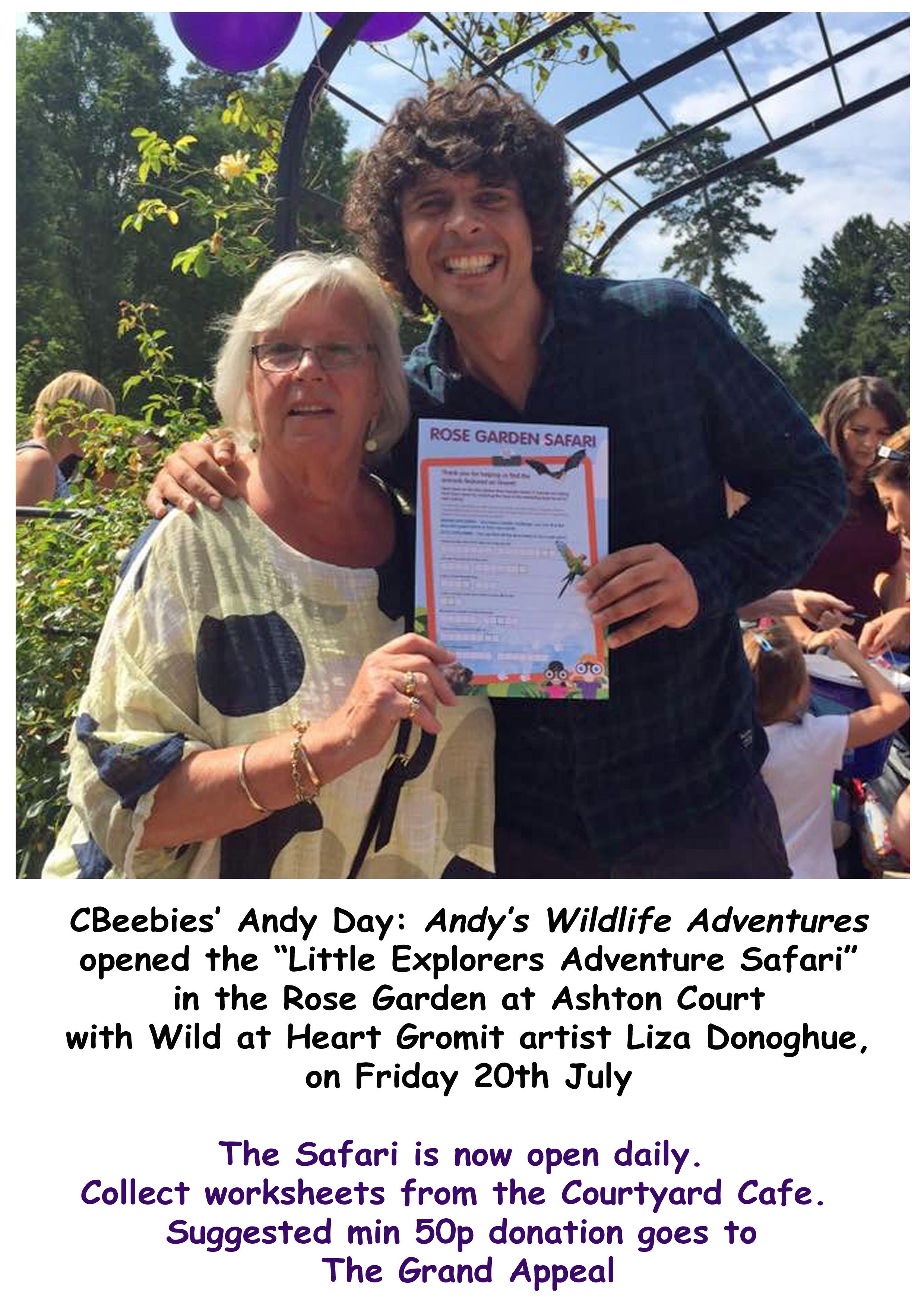 Andy Day Liza opening safari.jpg