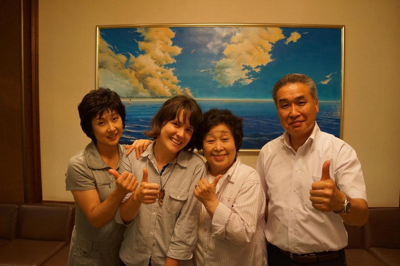 Hotel Boyo family.