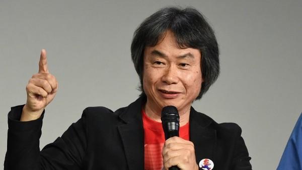 Shigeru Miyamoto, Evan Agostini,   AP News    (Accessed via Den Of Geek)