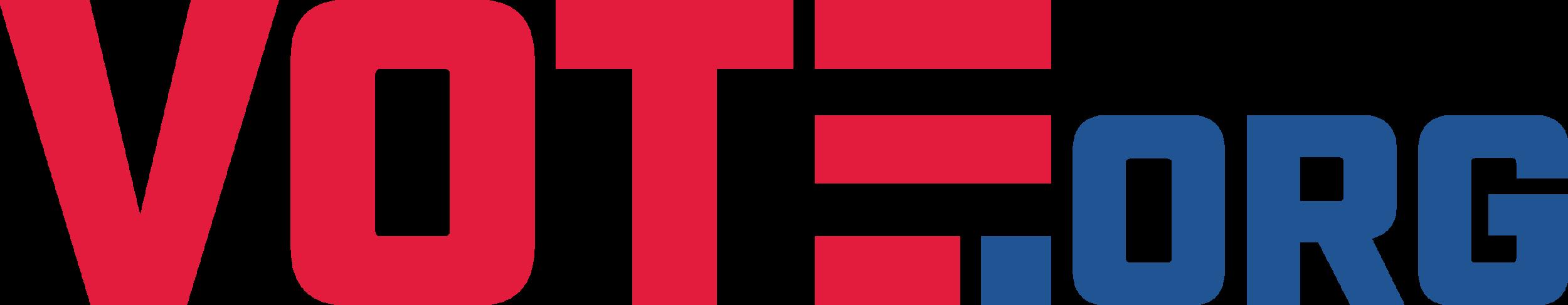 Vote Logo, Unknown,   Vote.org