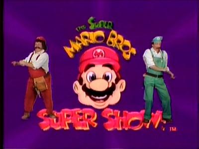 Super Mario Bros Super Show, DIC Entertainment,   Mario.Wikia.com