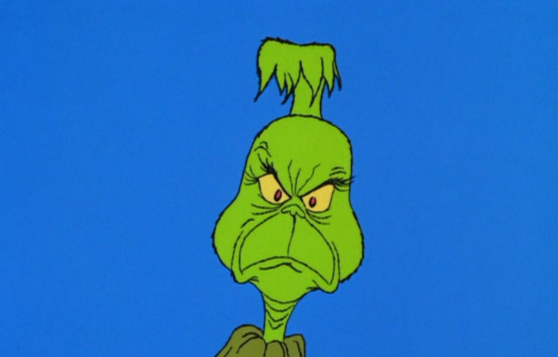 How the Grinch Stole Christmas, MGM Animation, (Found at)   io9