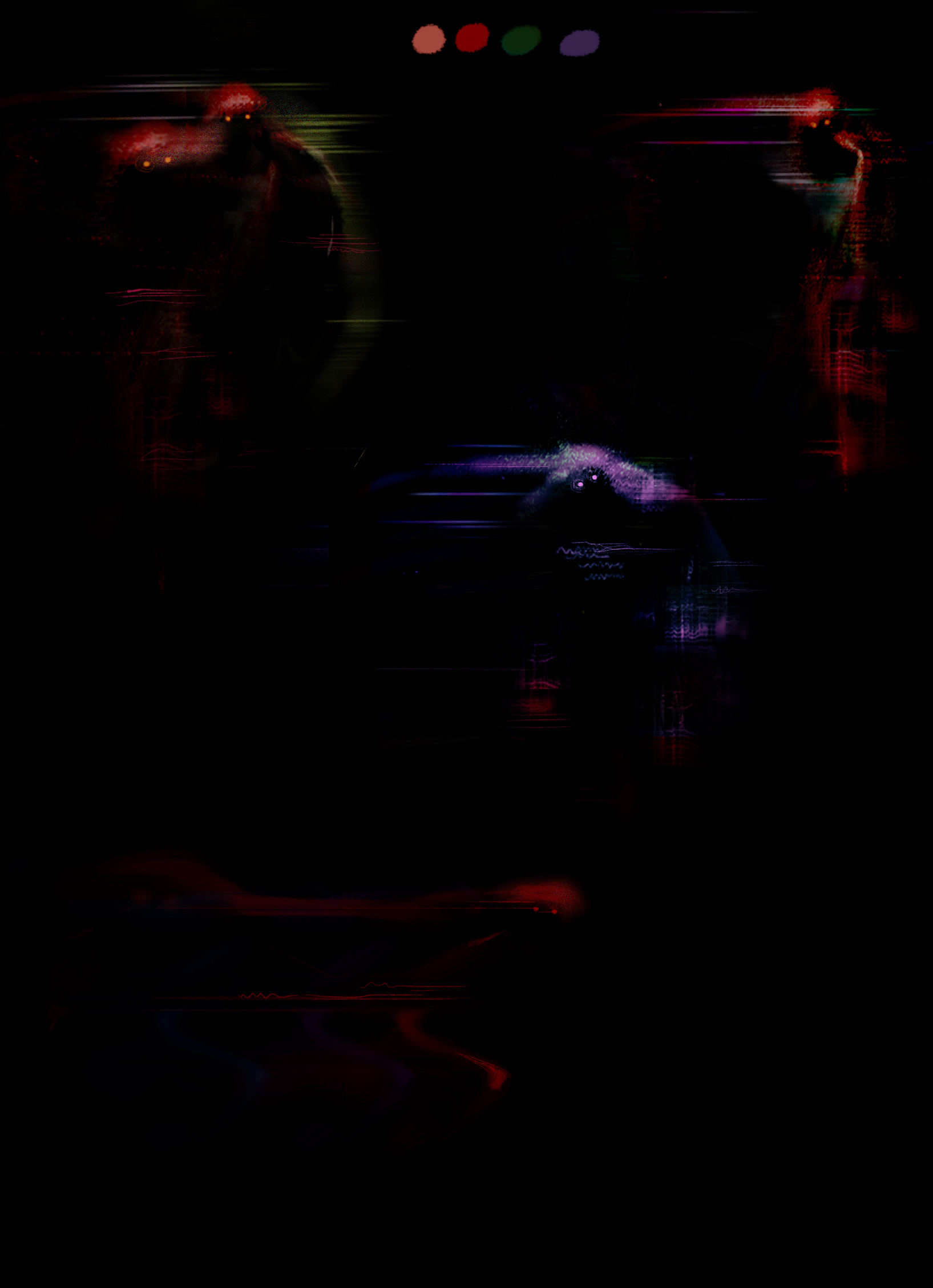 "Ghost Concepts ""Oxenfree"""