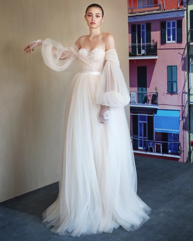 Galia Lahav Fall 19 Bridal