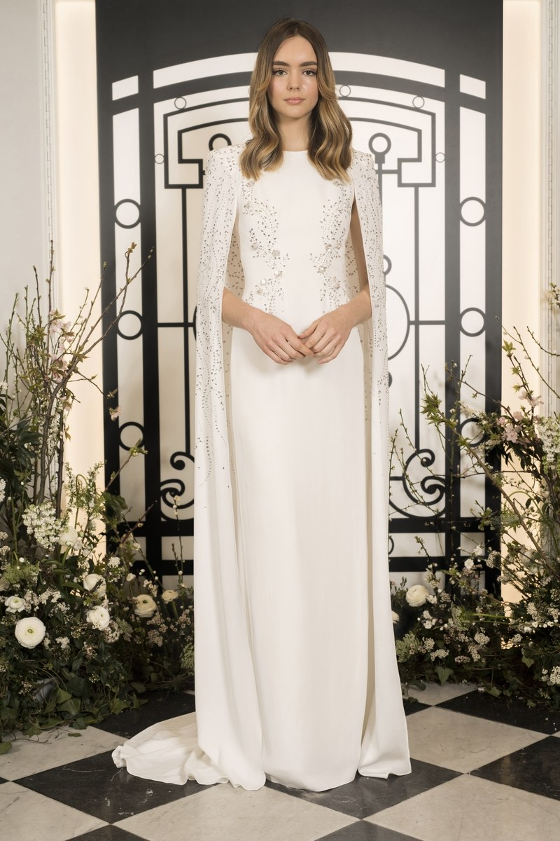 Jenny Packham Spring 2020 Bridal