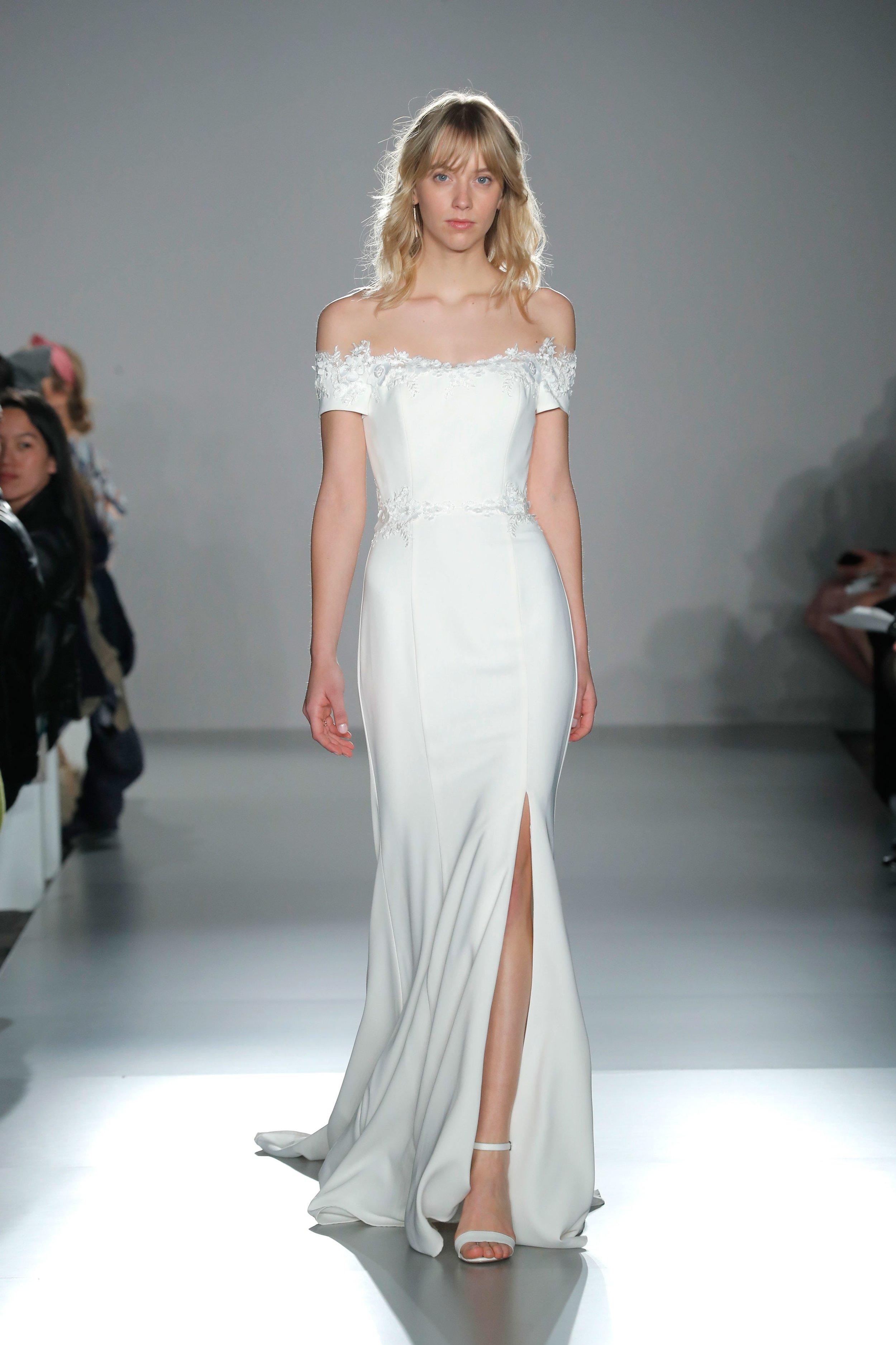 Amsale Spring 2020 Bridal