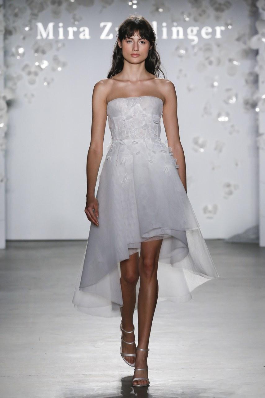 Mira Zwillinger Spring 2020 Bridal