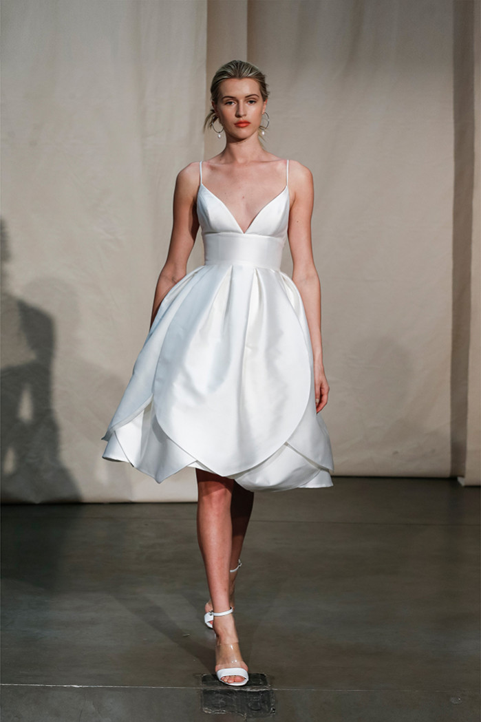 Justin Alexander Spring 2020 Bridal