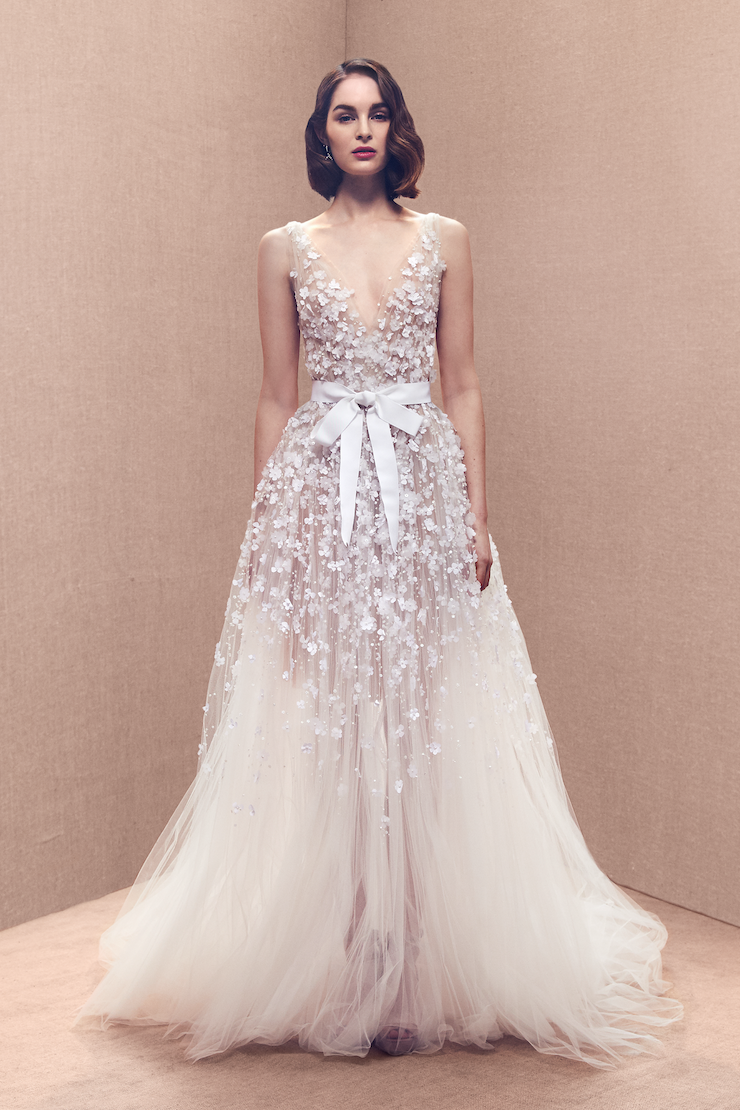 Oscar de la Renta Spring 2020 Bridal
