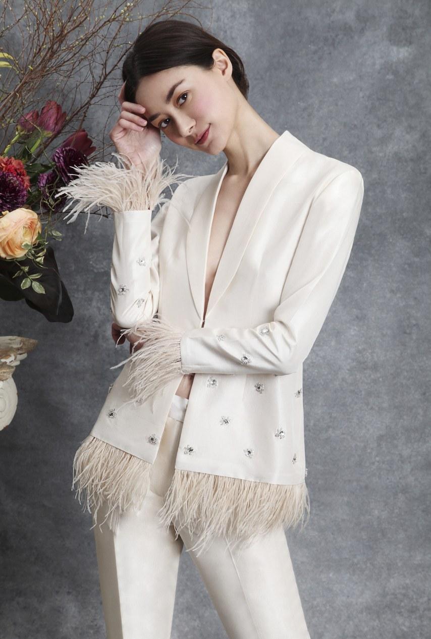 "Sahroo - ""Elizabeth"" Blazer Spring 2020 Bridal"