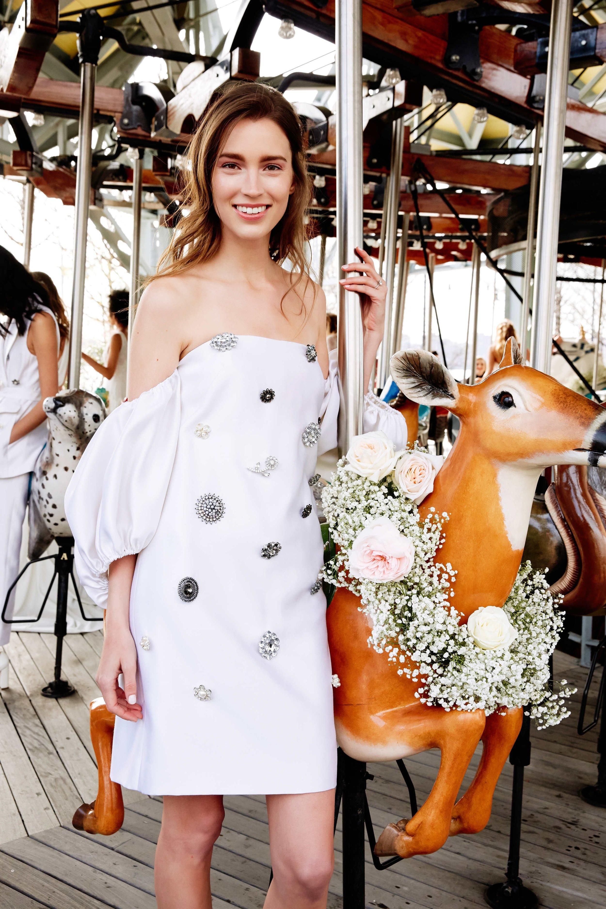 Lela Rose Spring 2020 Bridal