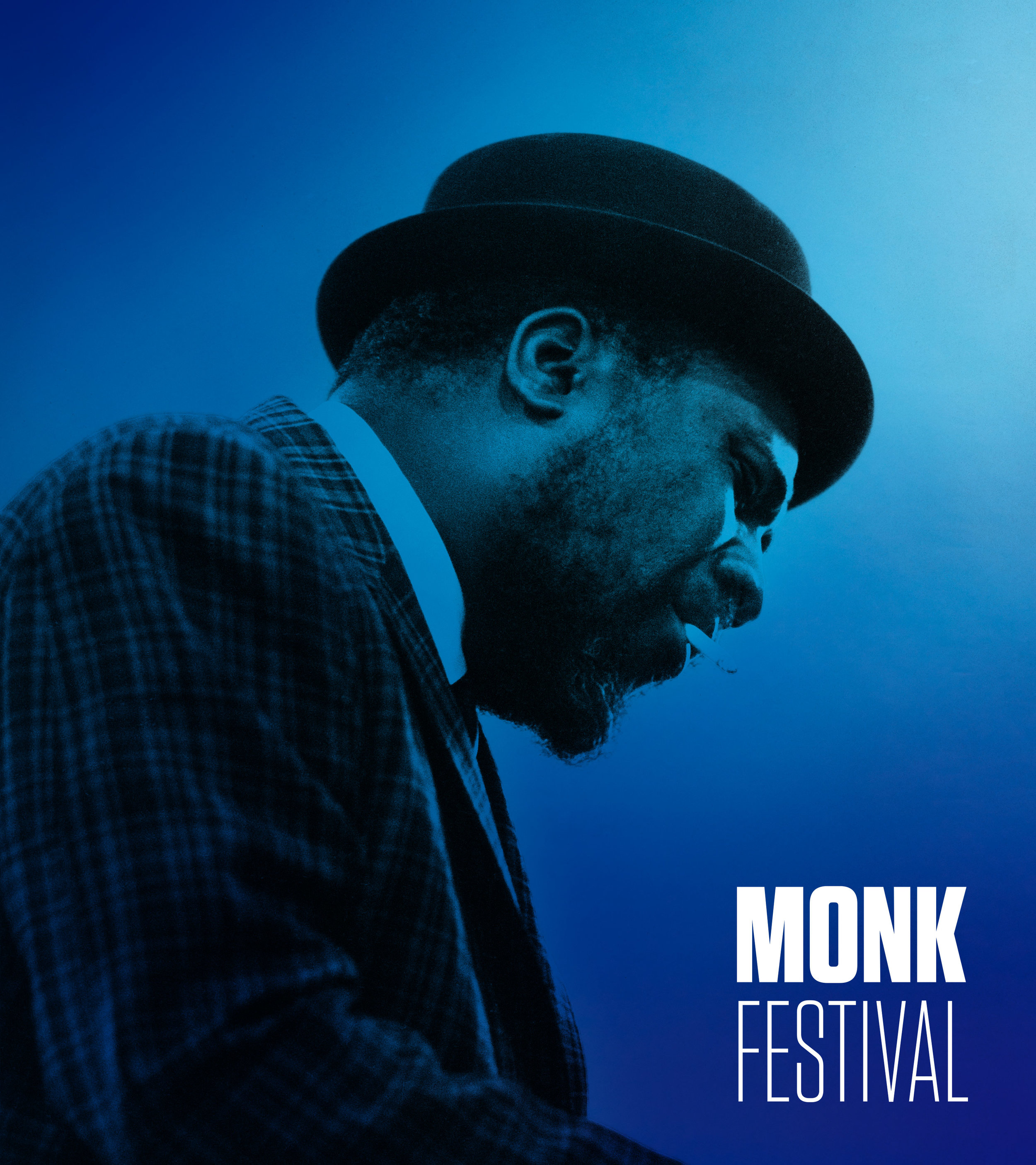 Thelonious Monk. Photo Courtesy Frank Driggs Collection.