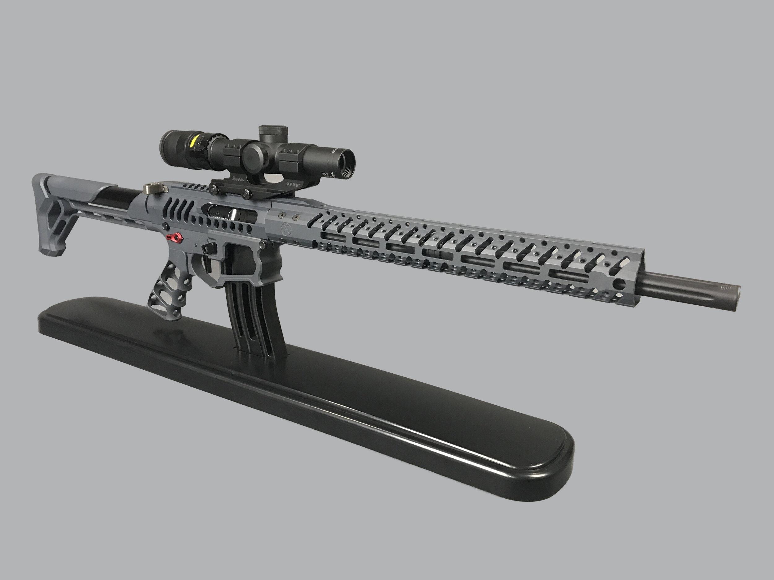 GLOCK GREY  H-184