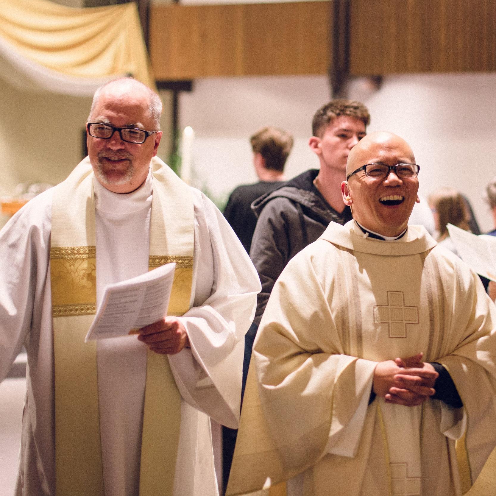 Jesuits -