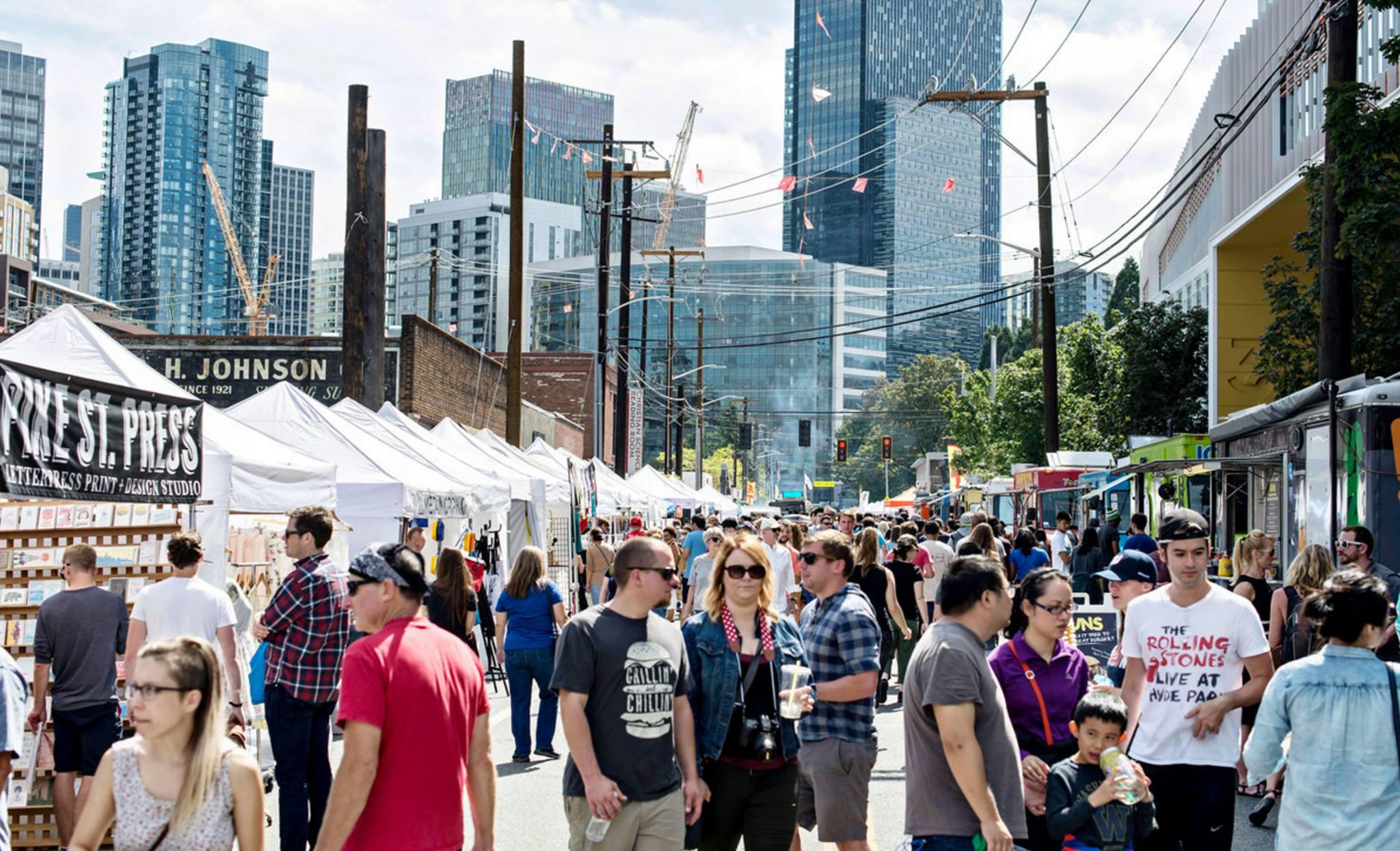 Seattle Street Food Festival 2017