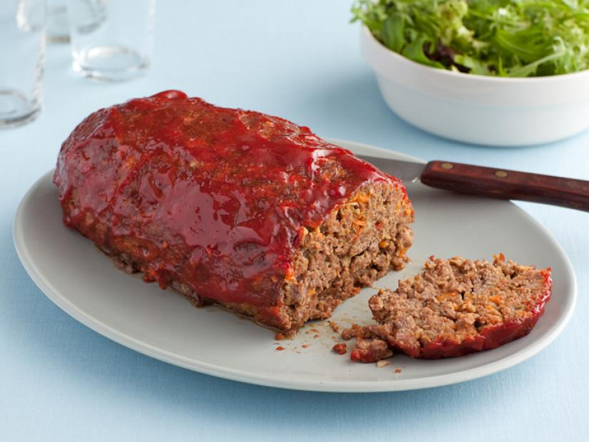 photo from The Food Network.  We LOVE a classic! This meatloaf stands the test of time. It's our go-to for any night of the week where we need an easy staple. BCVF's premium ground beef was made for this.