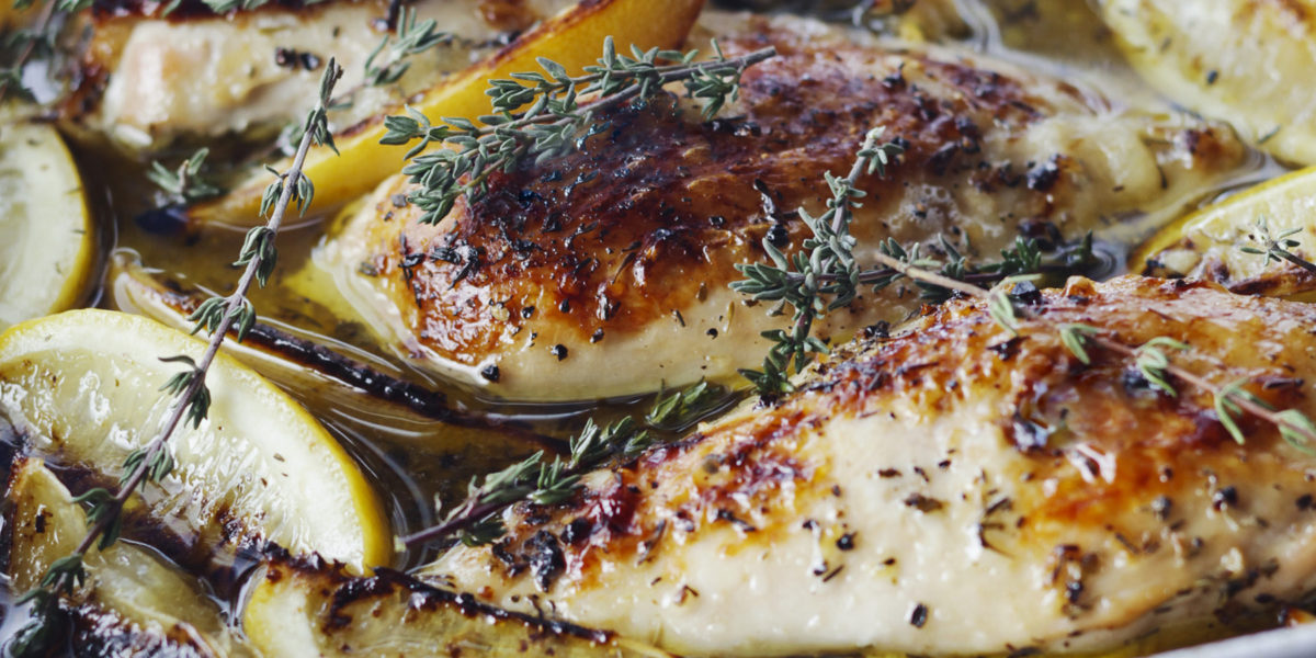 PHOTO BY BAREFOOT CONTESSA  This recipe calls for a few good quality ingredients, and most of the cooking time is spent with the chicken in the oven (which is our kind of cooking!!) it's a perfect weeknight go-to.