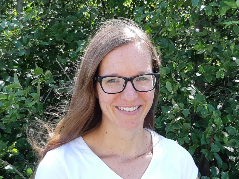 Heidi, community builder extraordinaire