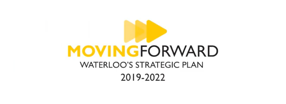 Photo of the City's logo for the 2019-2022 strategic plan.  Source .