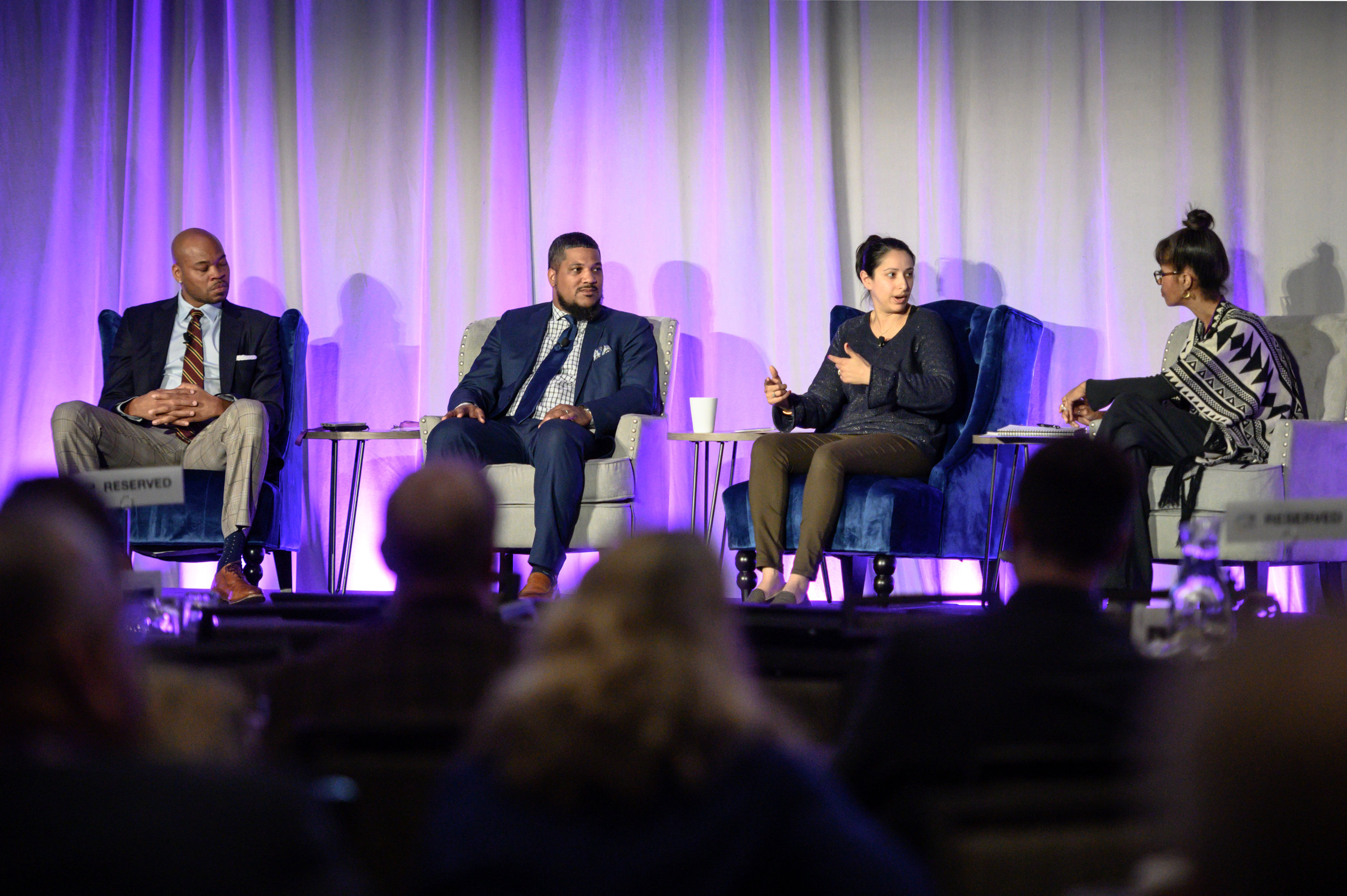 Dynamic Experiences - Center for Economic Inclusion, Powering Inclusion Summit, April 2019