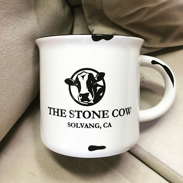 After you get your aebleskivers, make sure to head over to The Stone Cow for dinner! Solvang's newest restaurant is open for business! @thestonecowllc