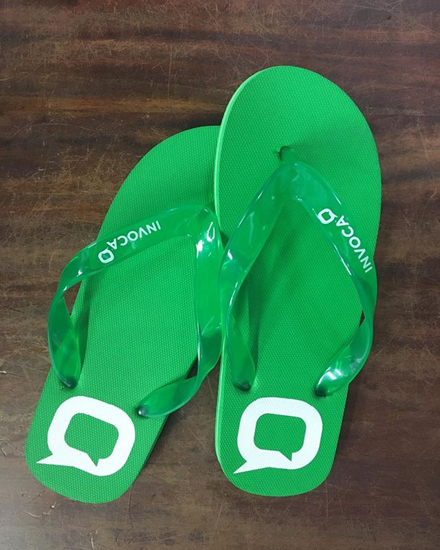 Summer is in full swing and we really think you should let your toes fly free. Custom flips for your team? We gotchu.