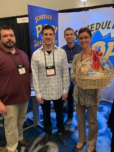 NACHC March 2019; Winner of our raffle!  Thank you to all that participated.