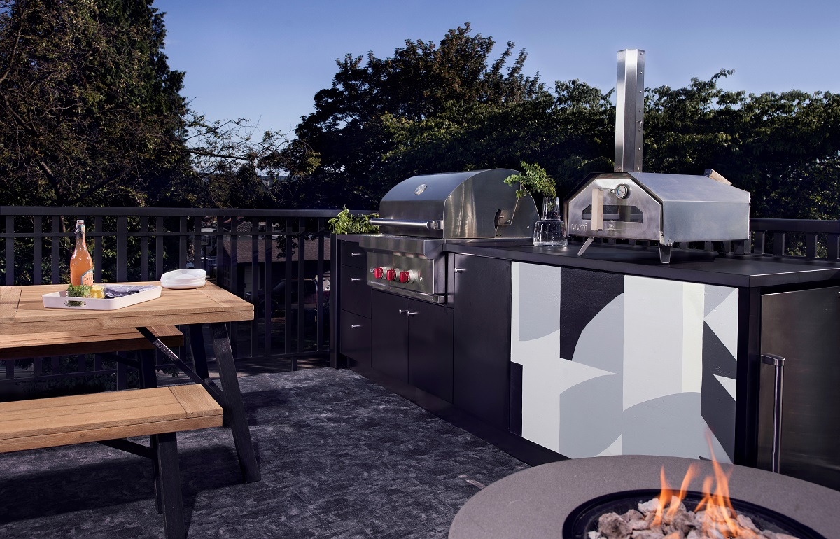 Image from Sherwood Outdoor Kitchens - Burnaby Heights – Custom S10