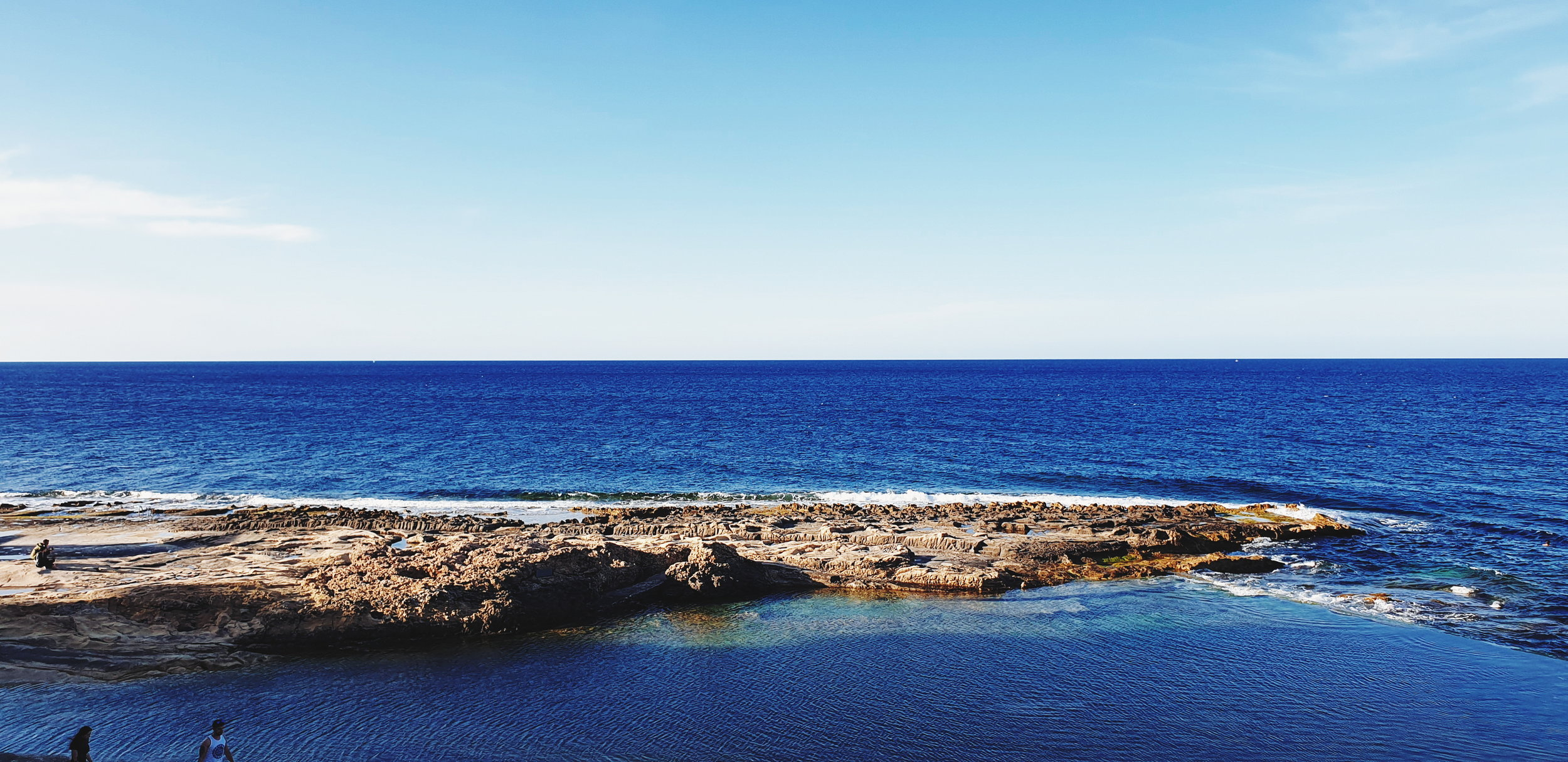 That blue view is absolute breathtaking. Thank you, Malta!