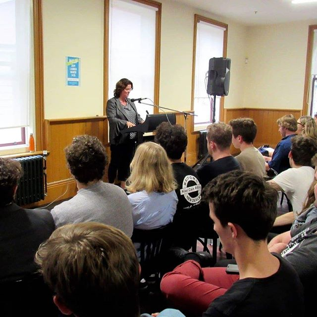What's Up Wednesday's are back for 2019!  Last week the WCJP annual launch was held. We were extremely lucky to have Stacey Shortall as our Keynote speaker this year. We hope you were as inspired as we were!  #wcjp #whatsupwednesdays #wcjpwhatsupwednesdays #justice #wellington #staceyshortall