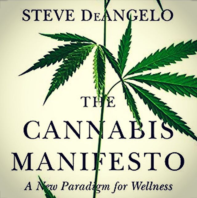 Currently listening to #cannabismanifesto by @steve.deangelo It really puts in perspective just how crazy stupid the #warondrugs really is. It also reinforces what we all pretty much already know - that cannabis is a spectacular plant that benefits us in so many ways. We Highly recommend this book to everyone!