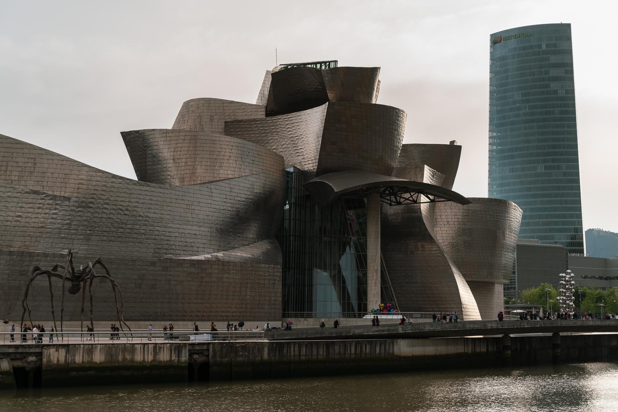 Manie w Bilbao - kwiecien 2019