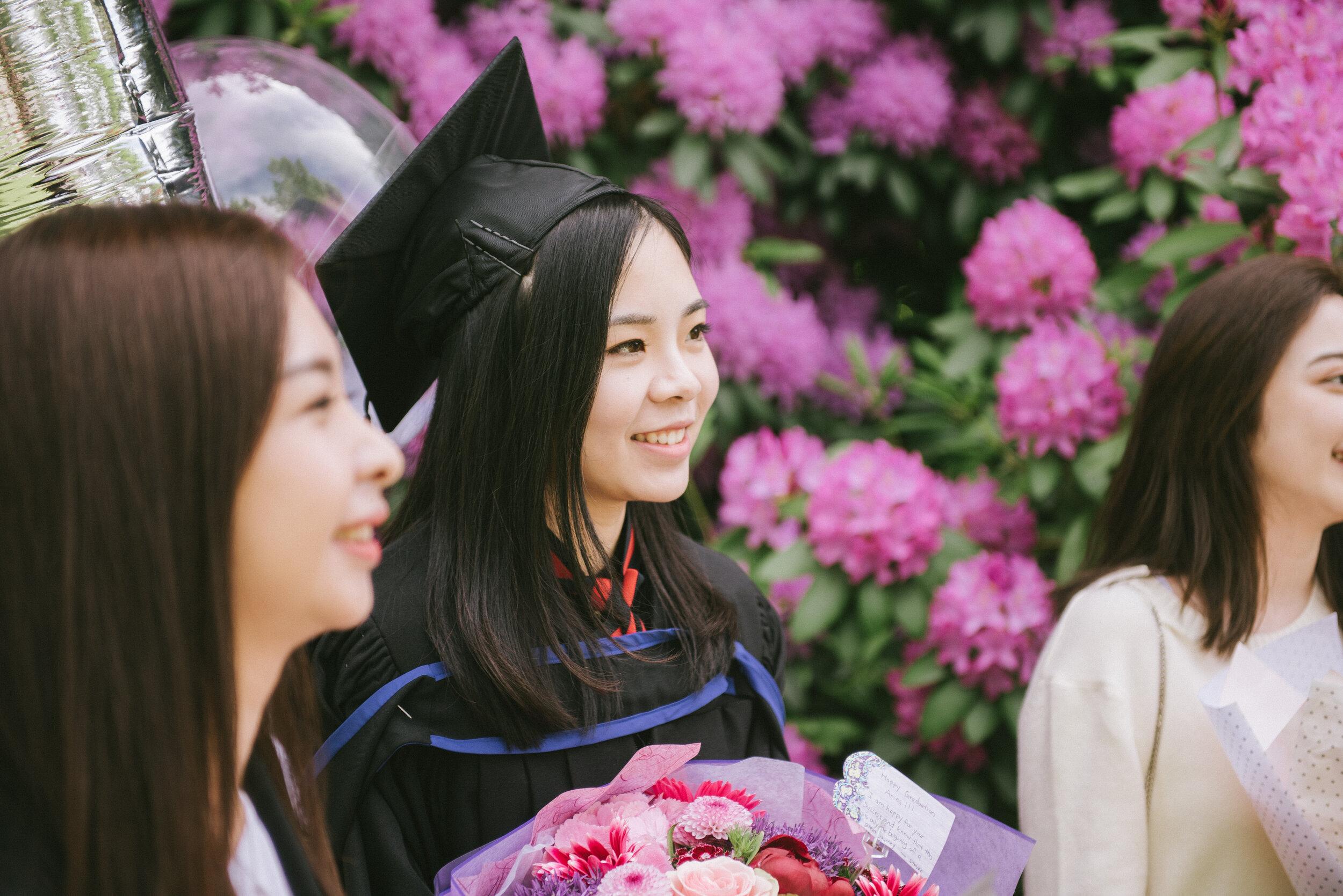 UBC graduation photo | Vancouver photographer | Susan Sun Photography