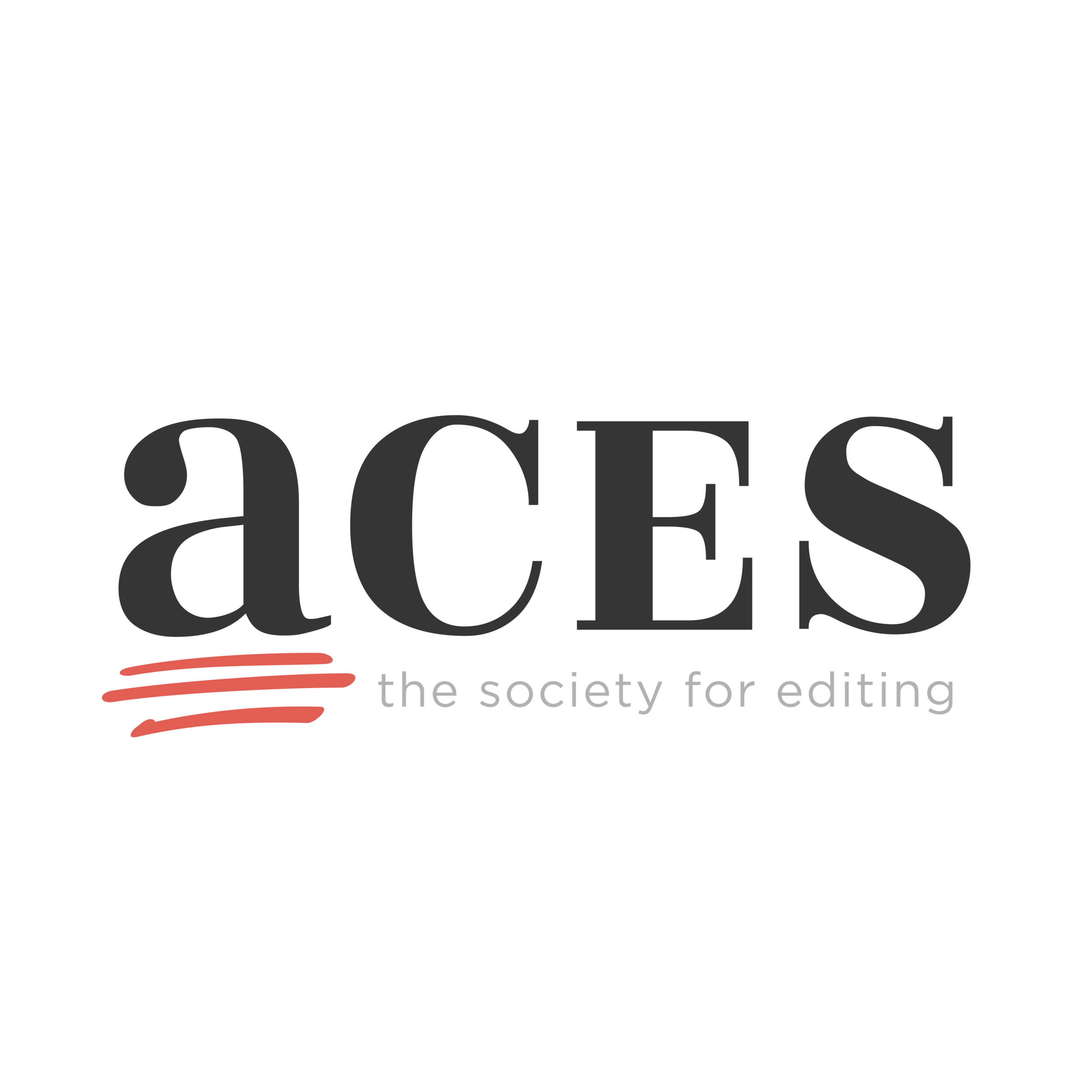 ACES: The Society for Editing logo