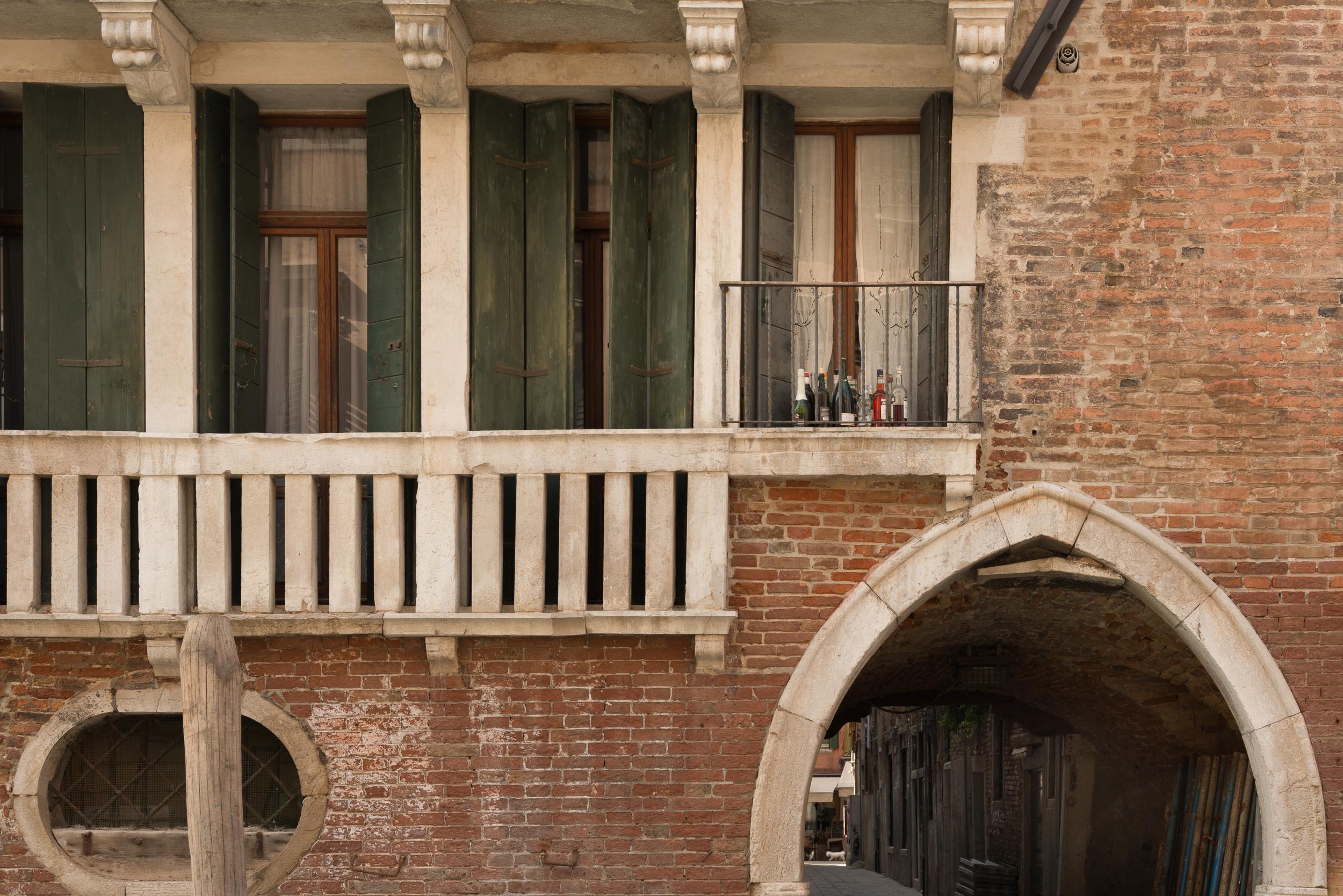 Wine Anyone? Lost in Venice