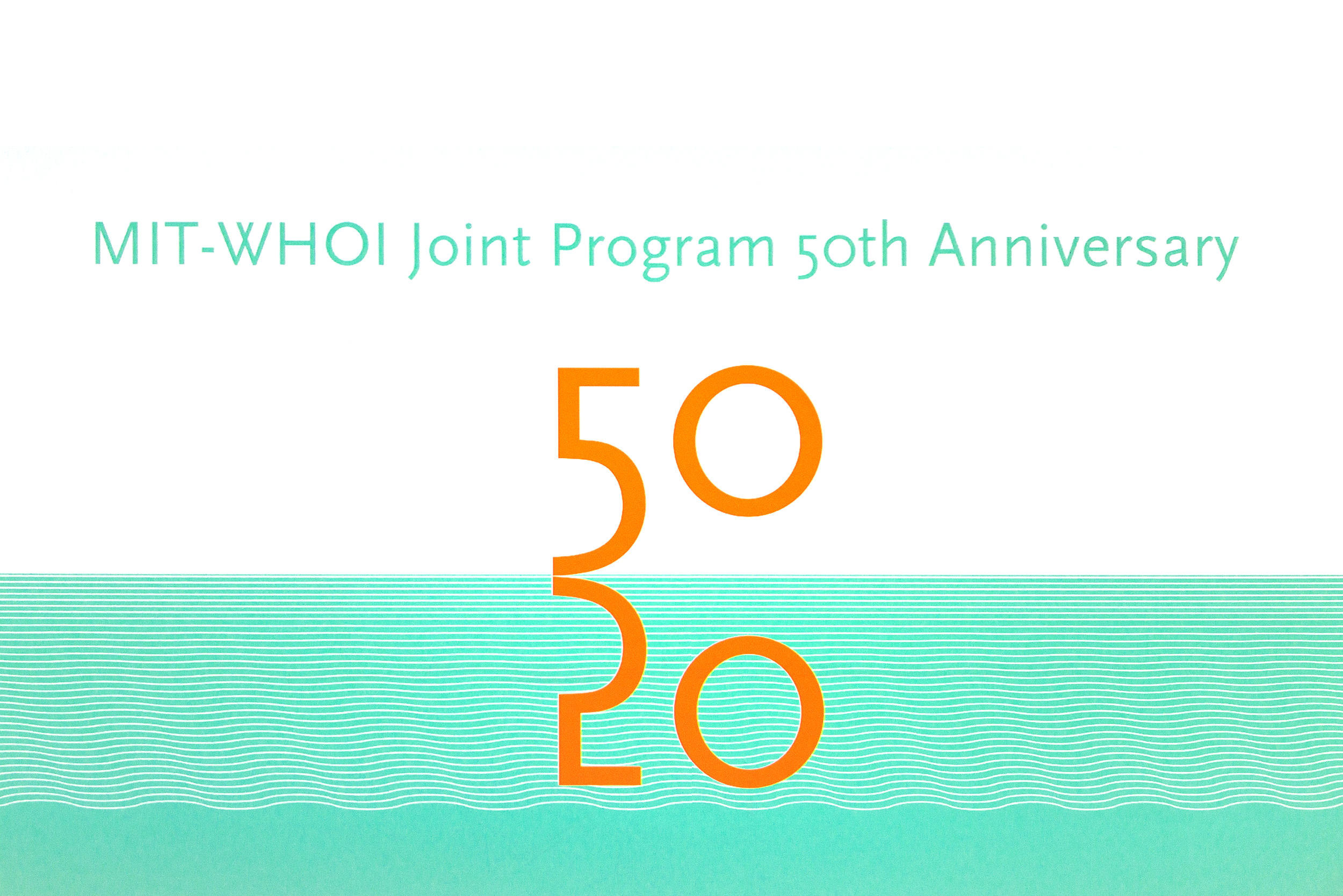 MIT/WHOI 50th Anniversary Celebration