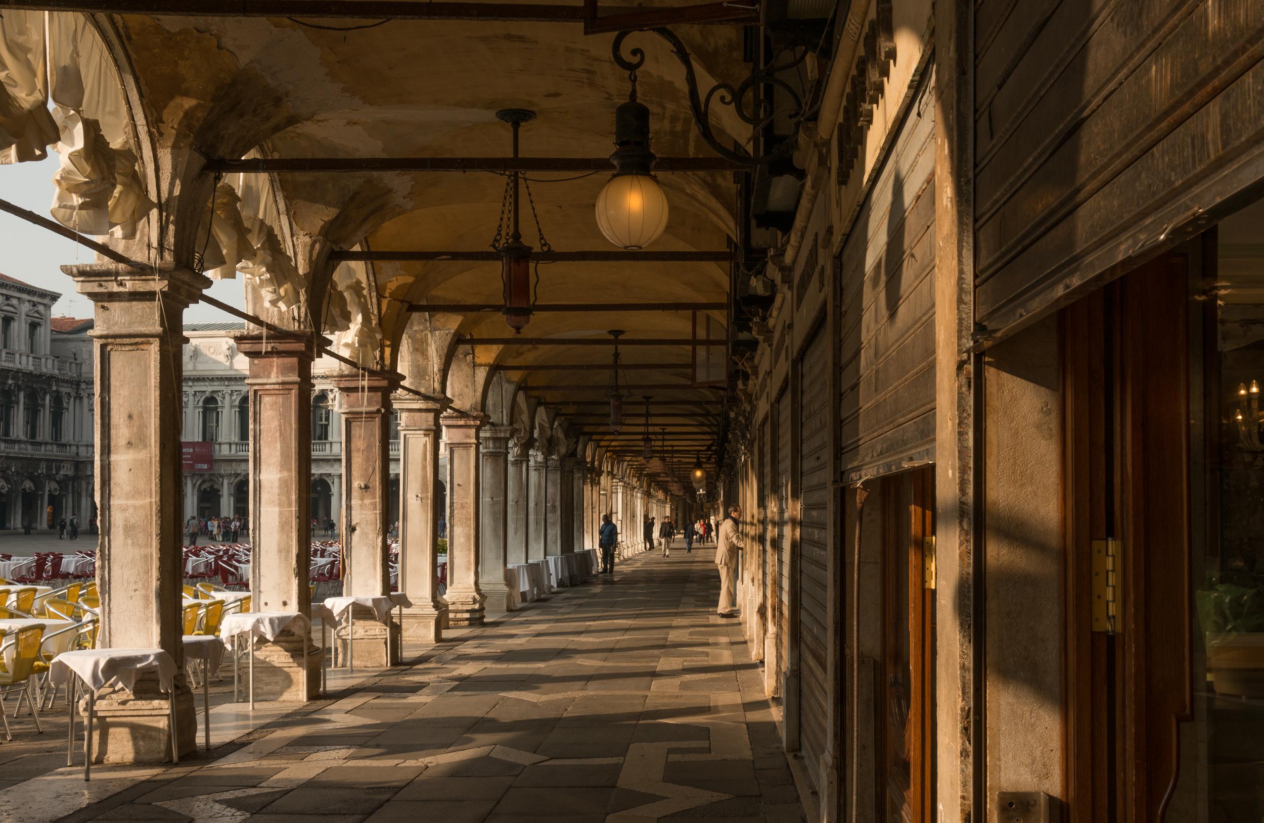 Plaza San Marco, Venice