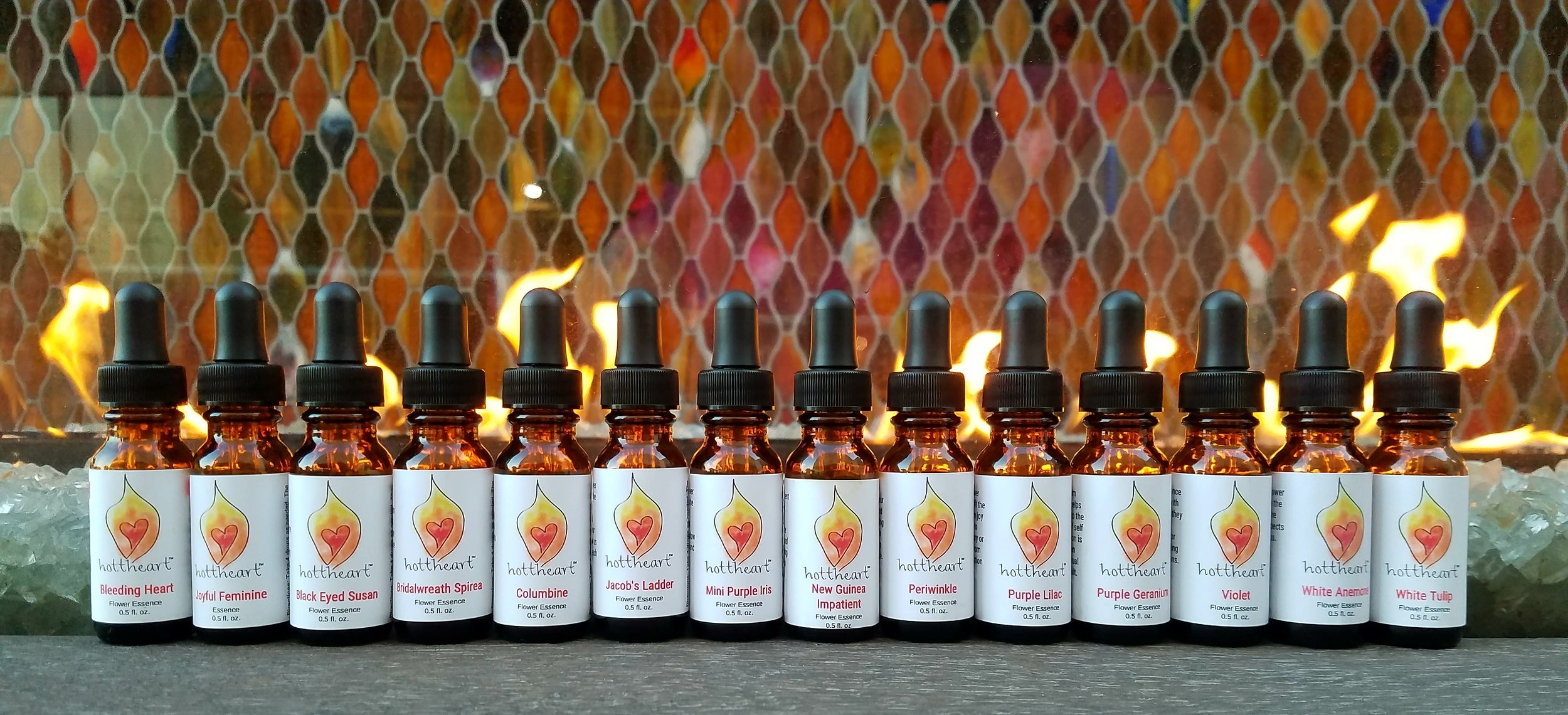 hottheart essence collection -
