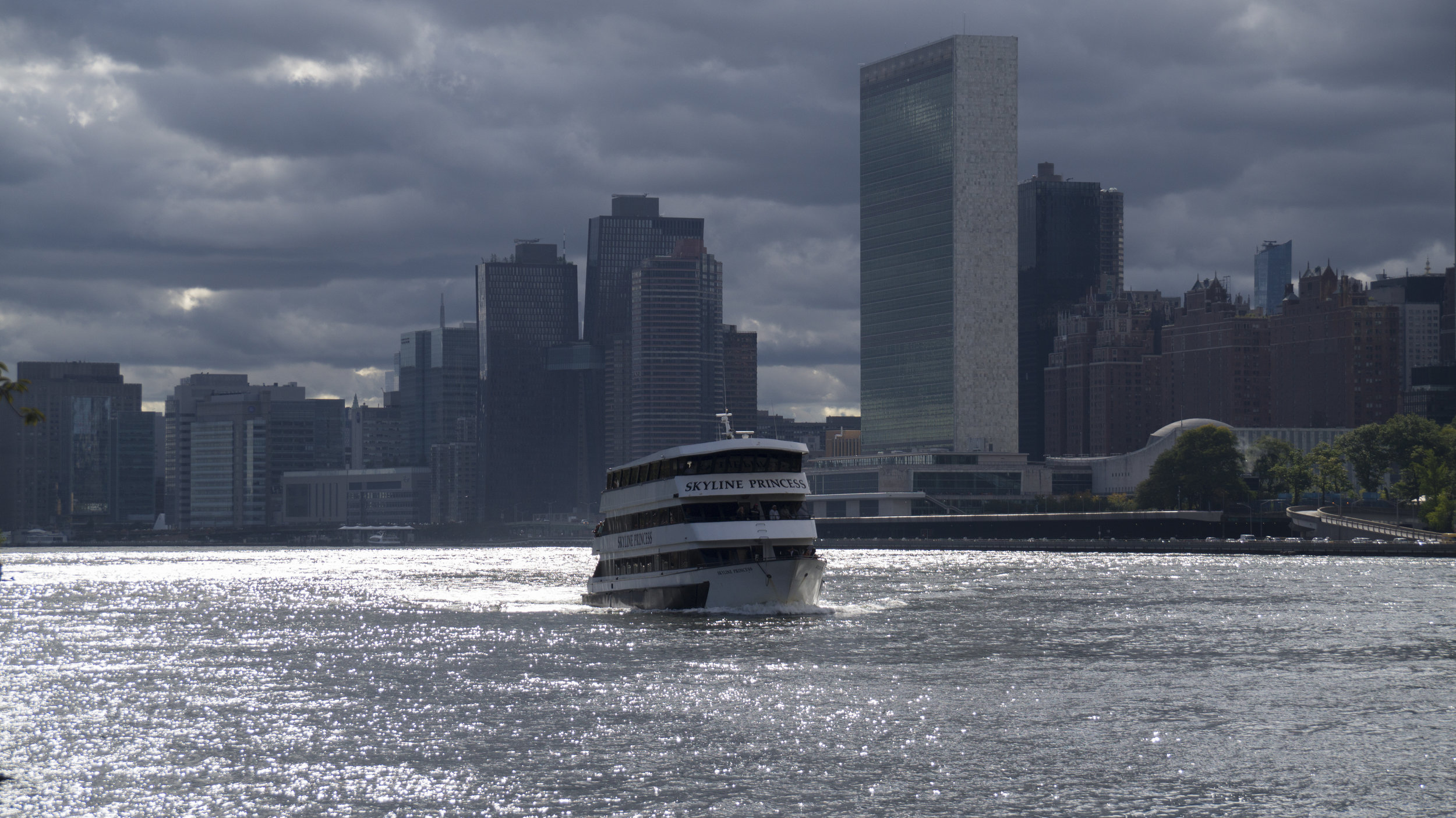 New York City, Rains