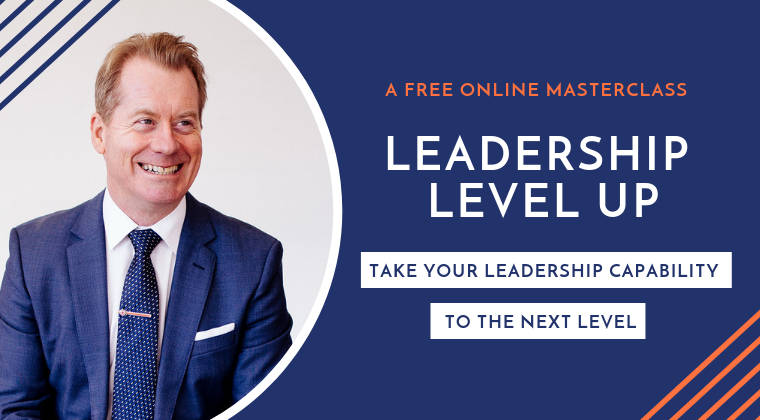 LEVEL UP FOR 2019 - These 5 bite-sized video lessons were designed to help you level up your leadership skills quickly and effectively! If you haven't taken it yet, spend 20 minutes going through the videos, focusing on the lessons that resonate most with where you are in your leadership journey right now!