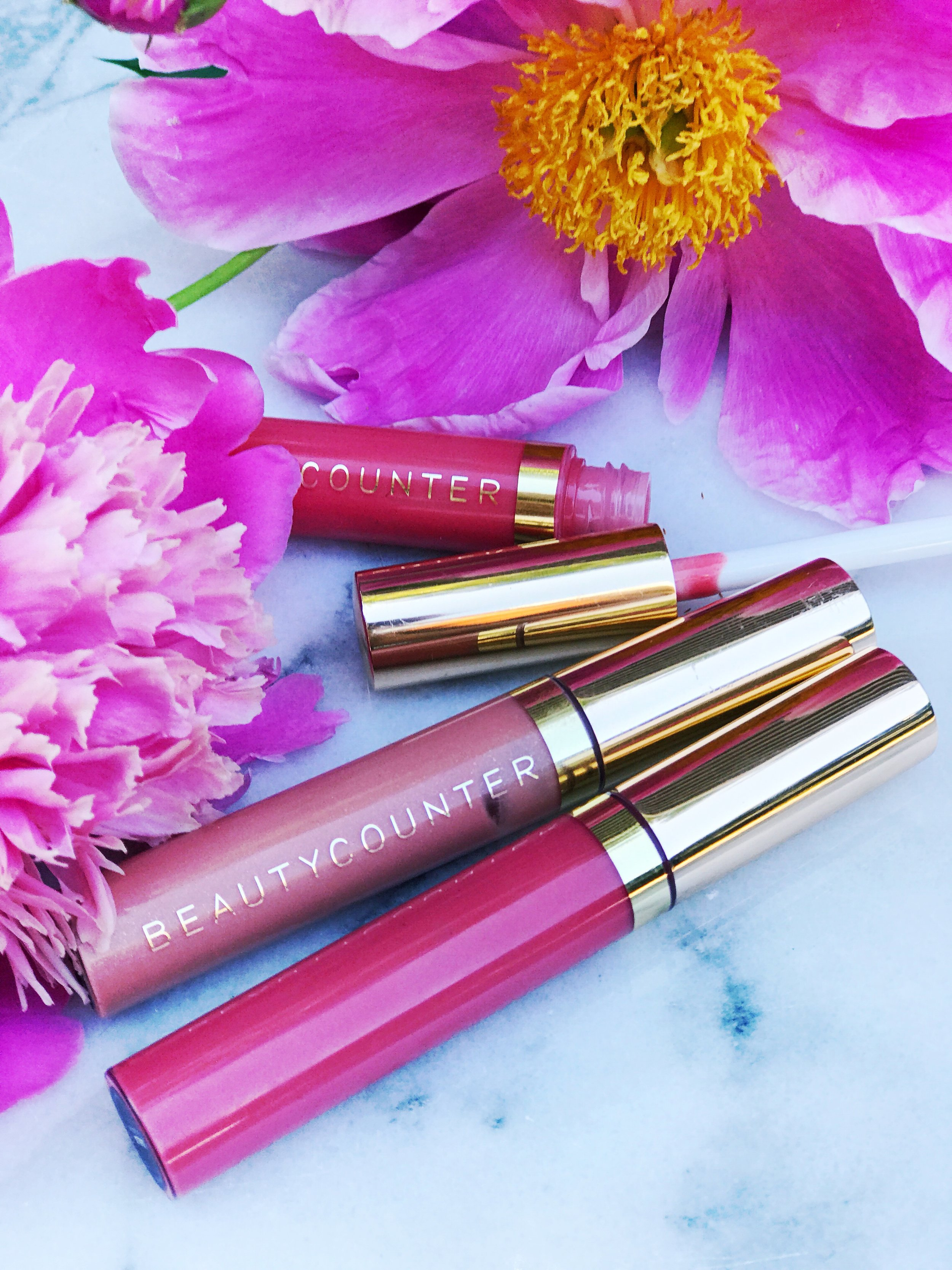 Safer Lip Gloss